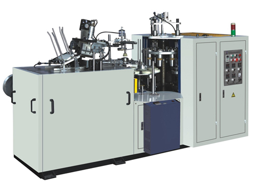 MB-S12 Double PE Coated Paper Cup Machine