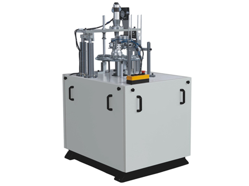 YK-12 Cup Top Flatten Machine