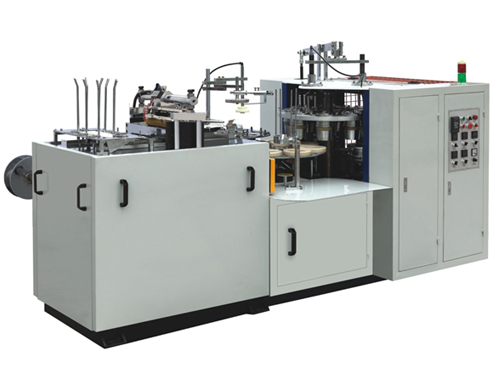 MB-D35 Automatic Single PE Coated Paper Bowl Machine